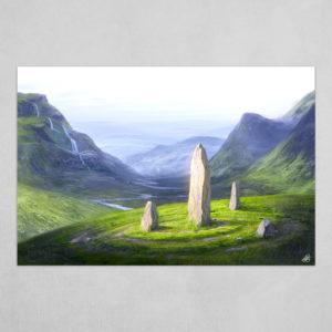 Mystical Ruins