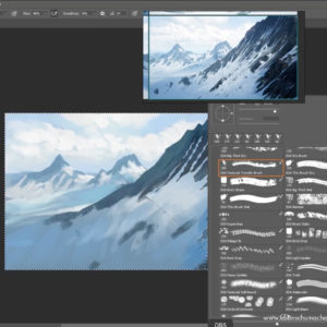 How to Paint a Landscape Study