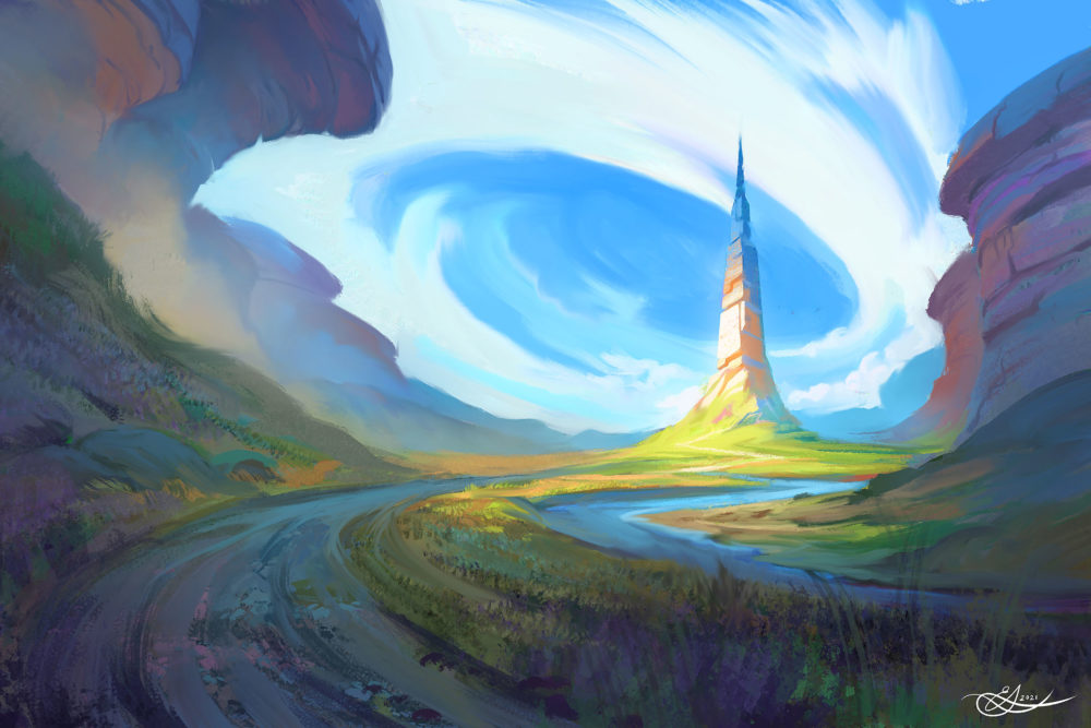 The Valley Spire